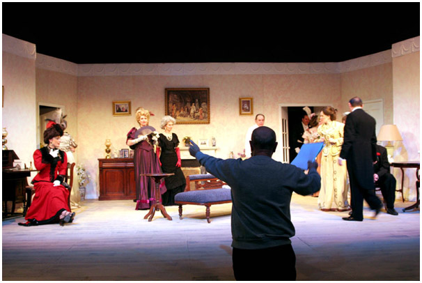 Lady Windermere's Fan, The Geoffrey Whitworth Theatre, Crayford 2009