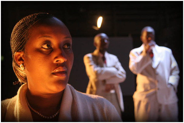 The Investigation, The Young Vic Theatre, London 2007